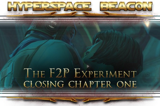 Hyperspace Beacon The SWTOR F2P experiment, closing chapter one