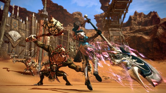Rumor Bluehole is recruiting for TERA sequel
