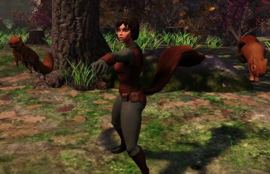 Squirrel Girl rightfully has a single power, which just lets her win.