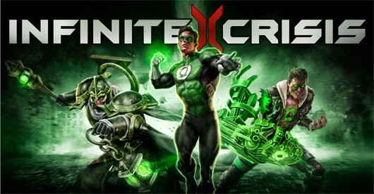 Infinite Crisis joins competitive arena with Major League Gaming