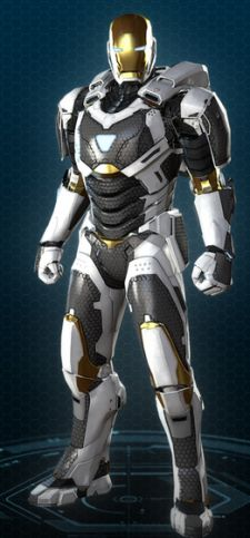 For example, there's the costume form when Iron Man joined Cerberus.