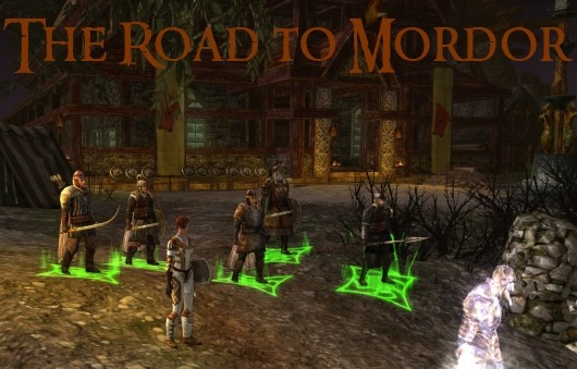 The Road to Mordor The Age of Men