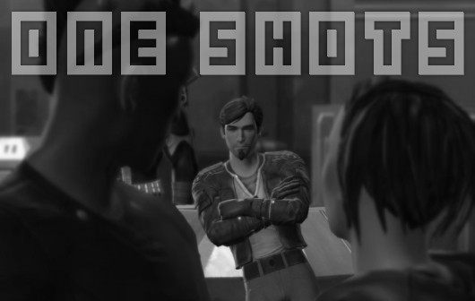 One Shots You were saying