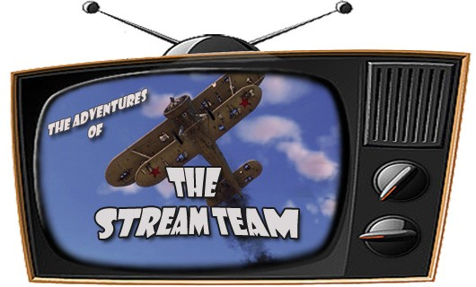 The Stream Team    May 13  19, 2013