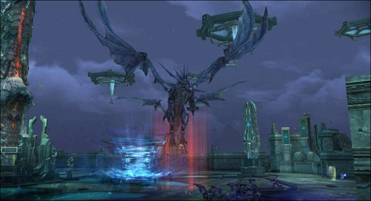 Lindvior touches down today in Lineage 2