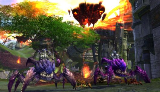 And this has somehow happened before Zerg invade Azeroth.  I'm speechless.