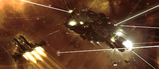 EVE Online smashes PCU record during anniversary celebrations