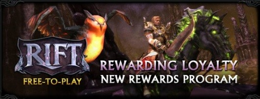 RIFT introduces loyalty rewards program for dedicated players