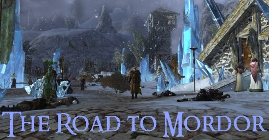 The Road to Mordor A Wildermore dev chat