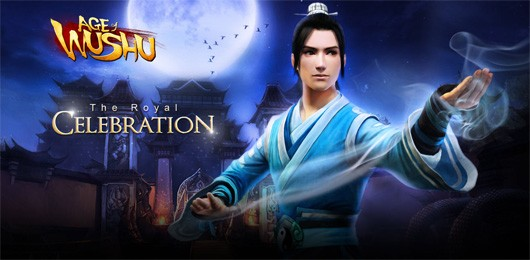 Age of Wushu hosts a Royal Celebration 