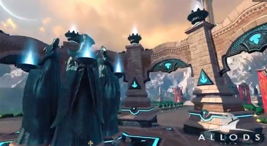 Obsidian and Allods team up to create Skyforge