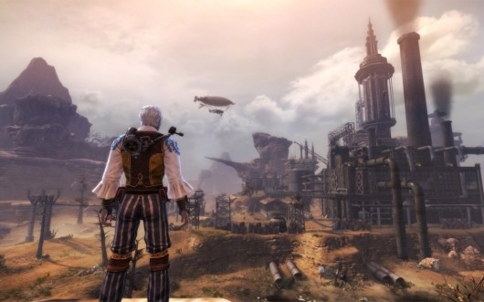 Snail Games to show off steampunk MMO, Age of Wushu expansion at E3