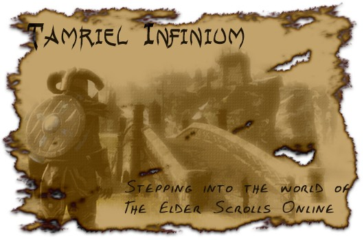 Tamriel Infinium Stepping into the world of The Elder Scrolls Online