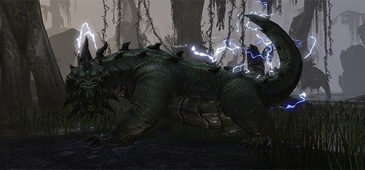 Meet The Elder Scrolls Online's legendary wamasu