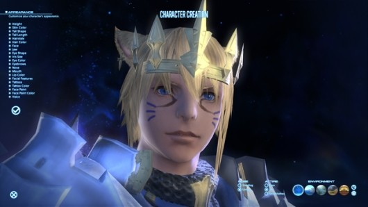 Take a gander at Final Fantasy XIV's character customization possibilities
