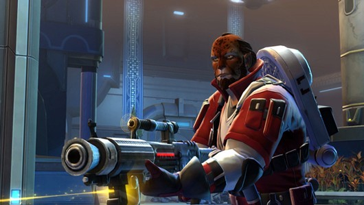 SWTOR dates Game Update 21 and 22