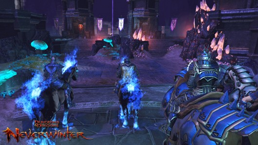 Neverwinter launches again, reveals Fury of the Feywild module