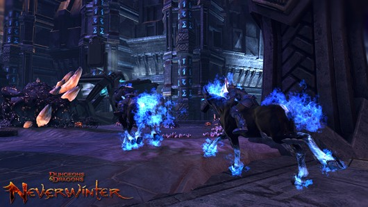 The end of beta days invasion is coming to Neverwinter