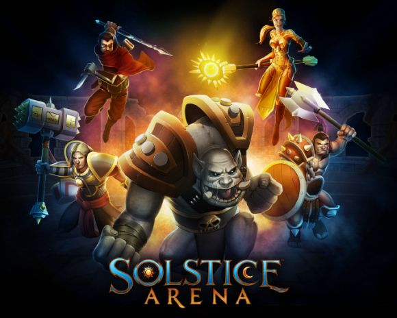 E3 Hands on with Zynga's Solstice Arena MOBA