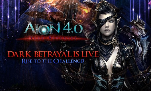 Aion 40 launches today, includes Asmodian incentives