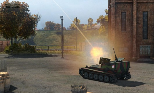 World of Tanks staggers release of artilleryladen Update 86