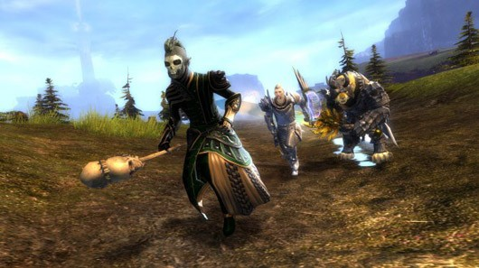 ArenaNet on the future of zergs and roles in Guild Wars 2's WvW