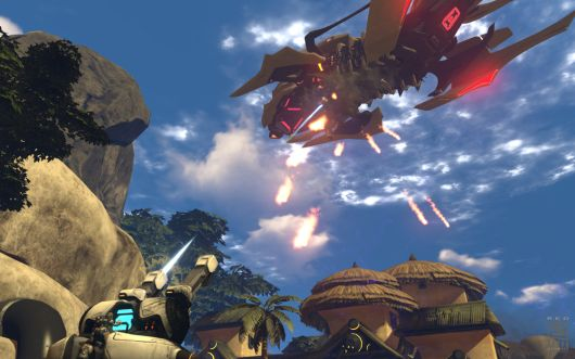 Firefall announces final public beta weekend