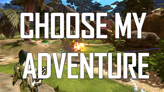 Choose My Adventure Firefalling