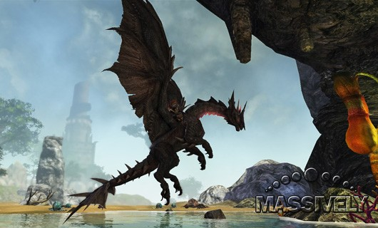 E3 2013 Dragon's Prophet interview details PvP, raids, and housing