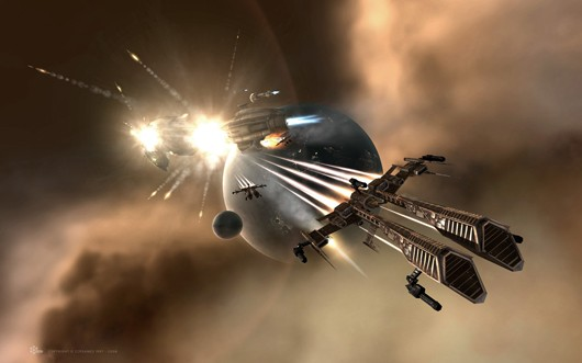 CCP takes EVE and DUST offline due to DDoS attack