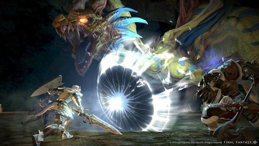 FFXIV A Realm Reborn screenshot video montage shows off beta