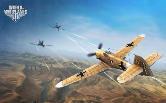 World of Warplanes open beta detailed