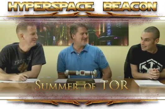 Hyperspace Beacon Summer of TOR