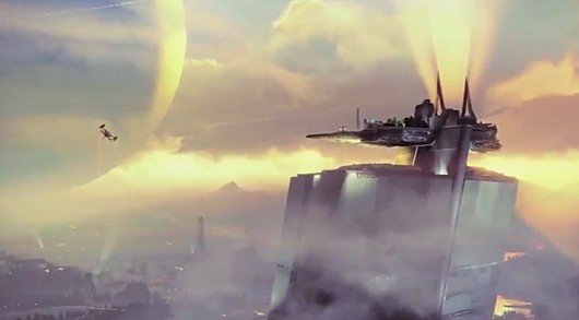 E3 2013 Bungie reveals Destiny's first gameplay video