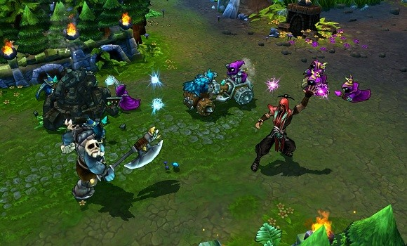The Summoner's Guidebook Team leaders roam League of Legends' jungle