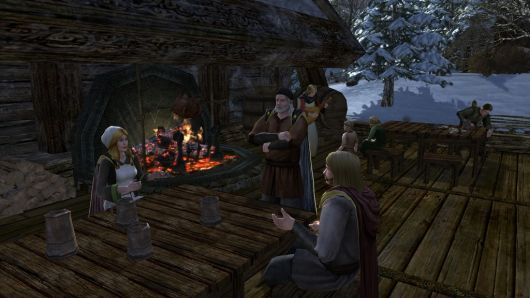 Is Turbine's shadowofmordorcom for LotRO