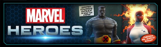 Gazillion adds Colossus, Ms Marvel costumes to Marvel Heroes