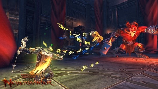 Neverwinter's Zinkievich 'Not trying to compete with World of Warcraft'