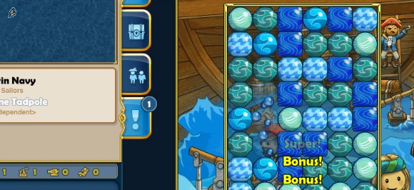 Puzzle Pirates screenshot
