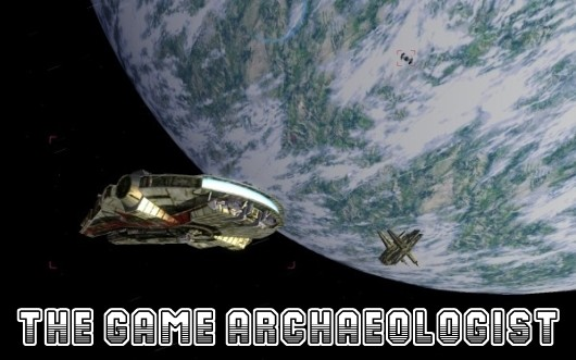 The Game Archaeologist Classic MMOs in July 20