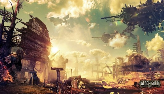 E3 2013 Hands-on with steampunkish Black Gold