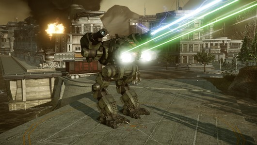 MechWarrior Online reveals Project Phoenix preorder program