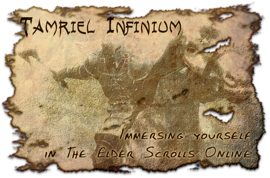 tamriel infinium immersing Immersing yourself in The Elder Scrolls Online