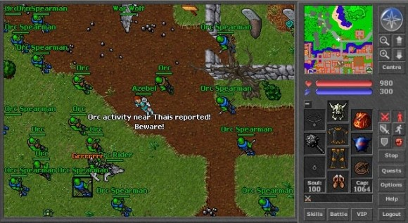 The Game Archaeologist Checking in with classic MMOs