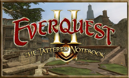 The Tattered Notebook EQII's housing update makes feet obsolete!