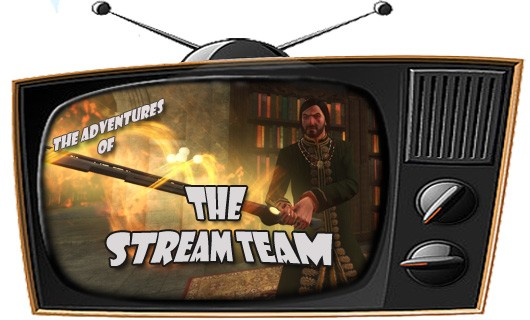 The Stream Team  Caveman edition, June 17  23, 2013