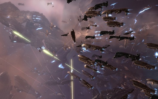 EVE Online - Here's a huge helping of dudes