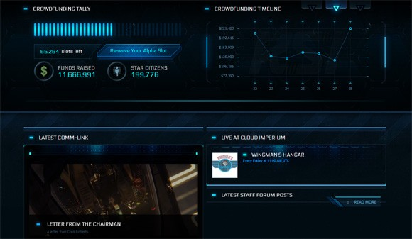Stick and Rudder The best bits of Star Citizen's 24hour livestream