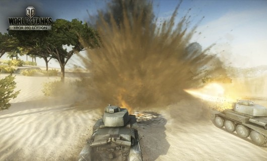 E3 2013 World of Tanks blasting its way to 360