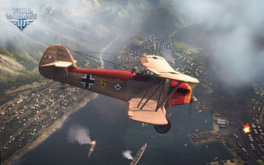 World of Warplanes soaring to open beta on July 2